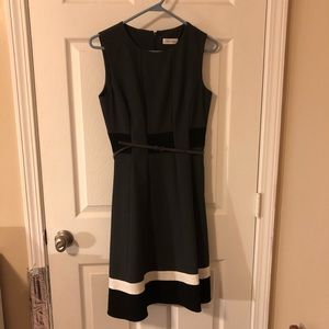 Charcoal Calvin Klein Dress